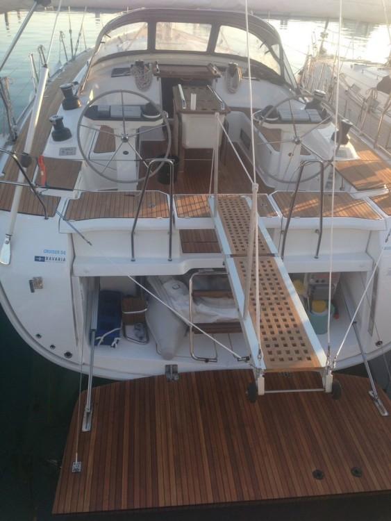 Noleggio barche Campania economico Cruiser 56