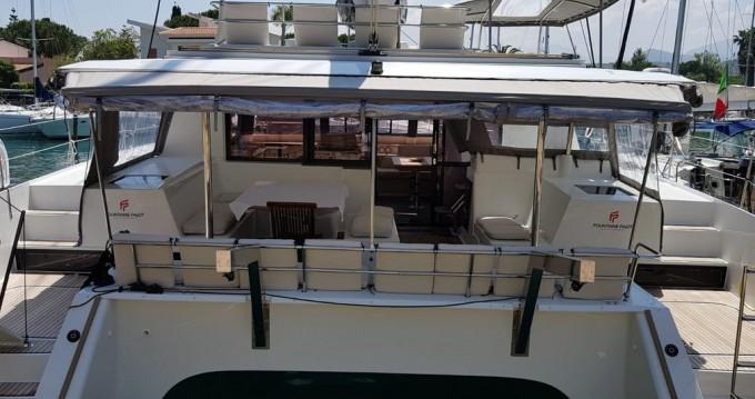 Noleggio Catamarano a Marina di Portorosa – Fountaine Pajot Saba 50