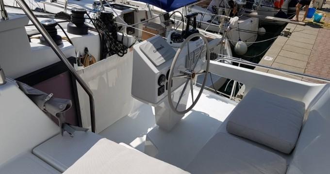 Noleggio yacht a Marina di Portorosa – Fountaine Pajot Saba 50 su SamBoat
