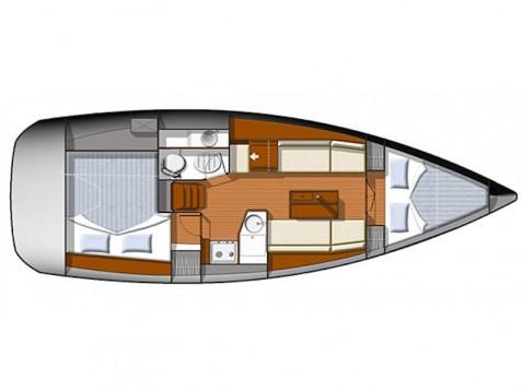 Noleggio barche Jeanneau Sun Odyssey 33i a San Vincenzo su Samboat