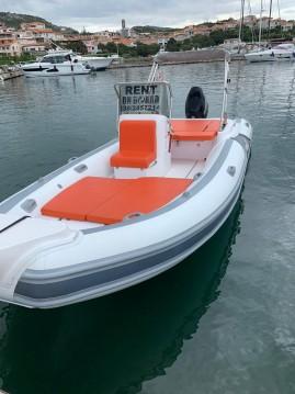Noleggio Gommone Motonautica-Vesuviana con patente nautica
