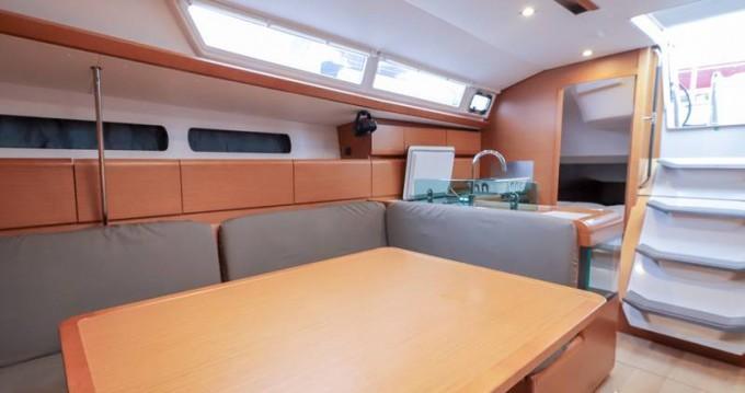 Noleggio barche Follonica economico Sun Odyssey 449