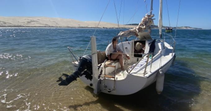 Noleggio yacht a Andernos-les-Bains – Jeanneau Sun 2000 su SamBoat
