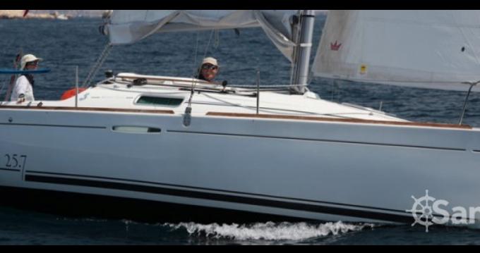 Noleggio yacht a Port du Crouesty – Bénéteau First 25 S su SamBoat
