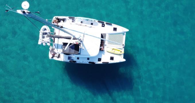 Noleggio barche Portoferraio economico Lagoon 40