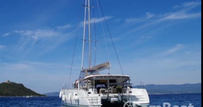 Catamarano a noleggio a Propriano al miglior prezzo