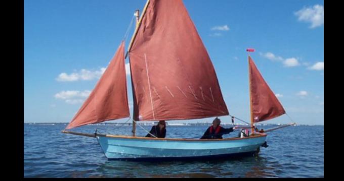 Noleggio Barca a vela Honnor Marine con patente nautica
