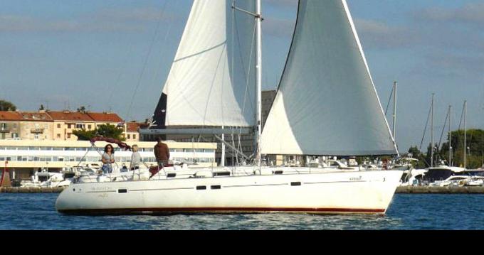 Bénéteau Oceanis 411 tra privati e professionisti a Palma de Maiorca