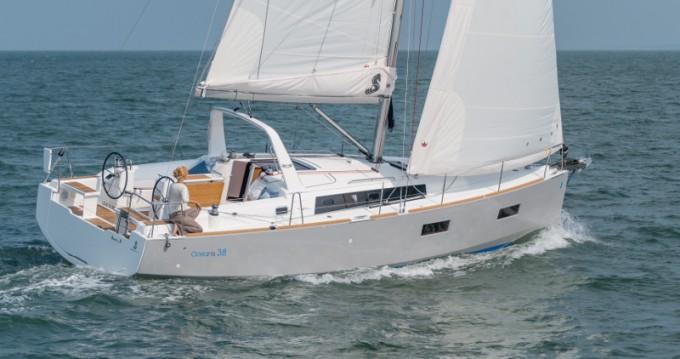 Noleggio barche Vibo Valentia Marina economico Oceanis 38.1