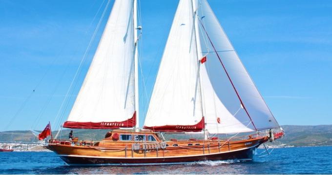 Noleggio barche Bodrum economico Gulet Il Fratello