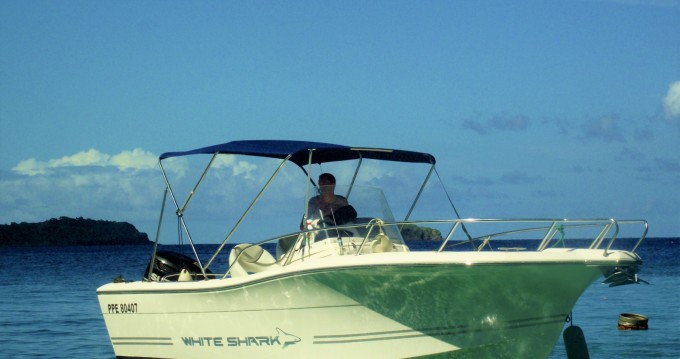 Noleggio yacht a Basse-Terre – Kelt White shark 226 su SamBoat