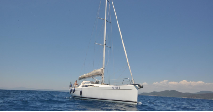 Noleggio Barca a vela a Punta Ala – Dehler Dehler 44