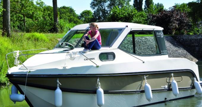 Noleggio barche Sucé-sur-Erdre economico Sedan Primo