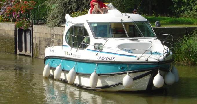 Noleggio barche Sucé-sur-Erdre economico Estivale Duo