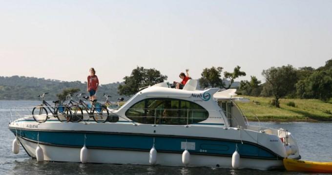 Noleggio barche Sucé-sur-Erdre economico Estivale Quattro B