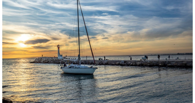 Noleggio yacht a Valras-Plage – Jeanneau Symphonie su SamBoat