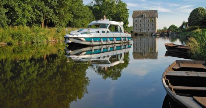 Noleggio barche Sucé-sur-Erdre economico Sedan 1170