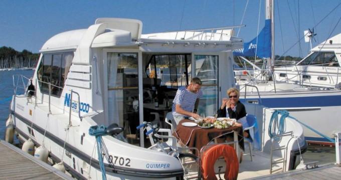 Noleggio barche Sucé-sur-Erdre economico Sedan 1000