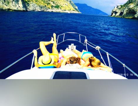 Noleggio yacht a Positano – Atlantic Laver 30 su SamBoat