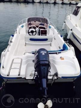 Noleggio barche Formicoli economico Soverato 545