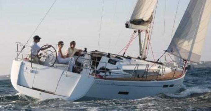 Noleggio Barca a vela a Macinaggio – Jeanneau Sun Odyssey 40.9