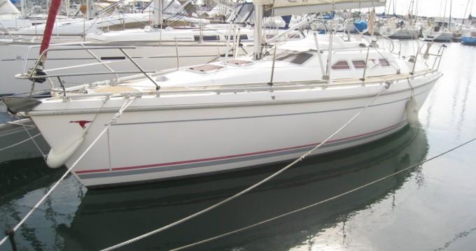 Noleggio Barca a vela a Macinaggio – Etap Etap 32S
