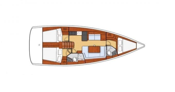 Noleggiare una Bénéteau Oceanis 41.1 a Vibo Valentia Marina