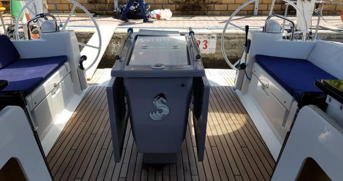 Noleggio barche Trapani economico Oceanis 45