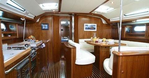 Noleggio barche Skradin economico Sun Odyssey 49i