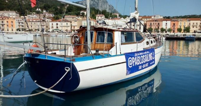 Noleggio barche Scario economico Franchini 37