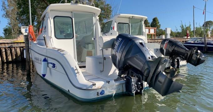 Noleggio yacht a Napoli – Sessa Marine Dorado 22 su SamBoat