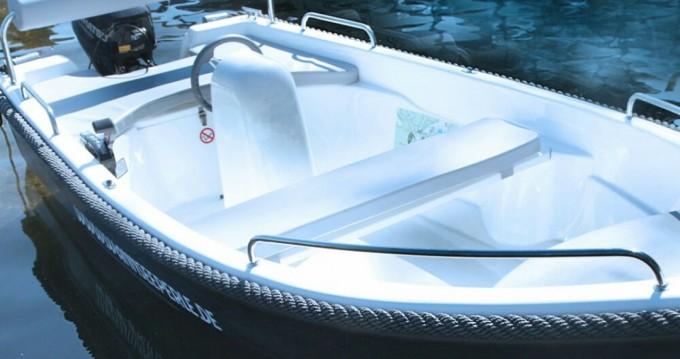 Barca a motore a noleggio a Schwielowsee al miglior prezzo