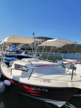 Noleggio barche Ven 501 a Traù su Samboat