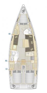 Noleggiare una Hanse Hanse 418 a Biograd na Moru