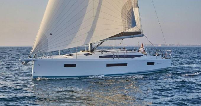 Noleggio Barca a vela a Biograd na Moru – Jeanneau Sun Odyssey 410