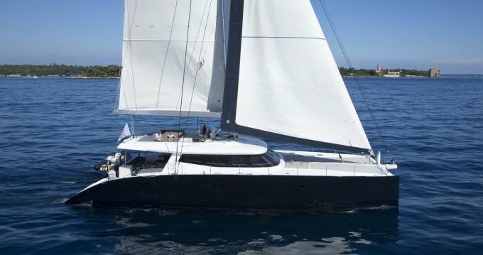Noleggio Catamarano con o senza skipper Sunreef a Kaštela