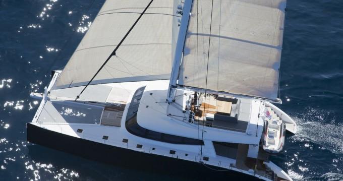 Noleggio yacht a Kaštela – Sunreef Sunreef 80 su SamBoat