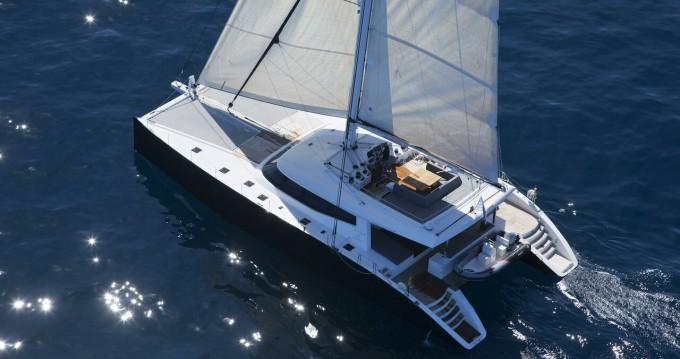 Noleggio Catamarano a Kaštela – Sunreef Sunreef 80