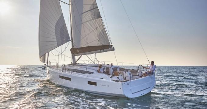 Barca a vela a noleggio a Pula al miglior prezzo