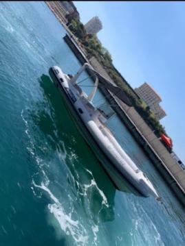 Noleggio barche La Ciotat economico Tempest 750