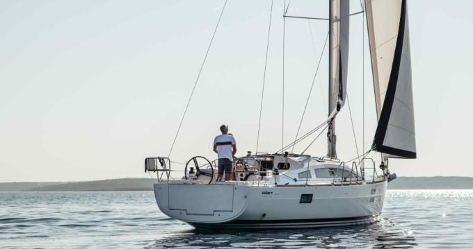Noleggio Barca a vela a Ibiza Island – Elan Impression 40.1
