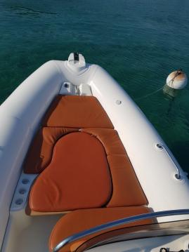 Noleggio Gommone con o senza skipper Zodiac a Bonifacio