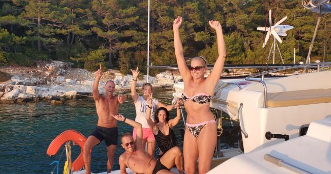 Noleggio Catamarano con o senza skipper Lagoon a Lefkada (Isola)