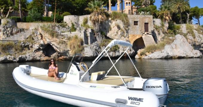 Noleggio barche Altamarea Wave 20 a Palermo su Samboat