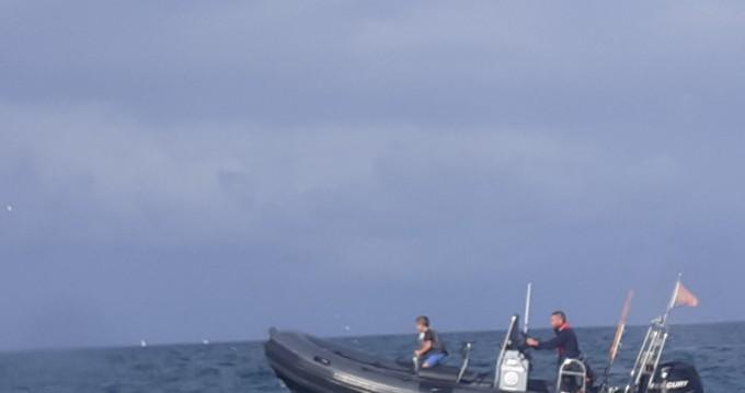 Noleggio yacht a Portbail – Valiant 6.25 Sport Fishing su SamBoat