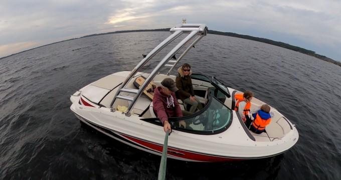 Sea Ray Sea Ray 190 Sport tra privati e professionisti a Biscarrosse