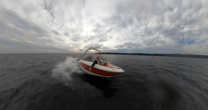 Noleggiare una Sea Ray Sea Ray 190 Sport a Biscarrosse