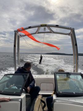 Noleggio barche Sea Ray Sea Ray 190 Sport a Biscarrosse su Samboat