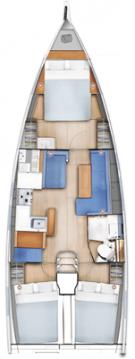Noleggio Barca a vela con o senza skipper Jeanneau a Biograd na Moru