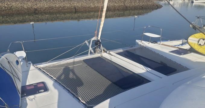 Noleggio yacht a Ayamonte – Lagoon Lagoon 380 S2 su SamBoat